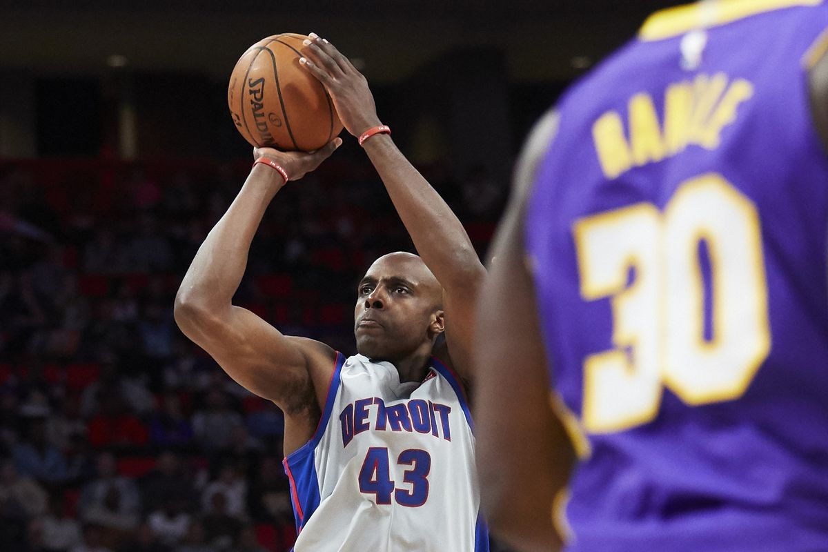 wholesale dealer 7cdb4 10aff Assessing Anthony Tolliver's Fit With the Wolves - Canis Hoopus