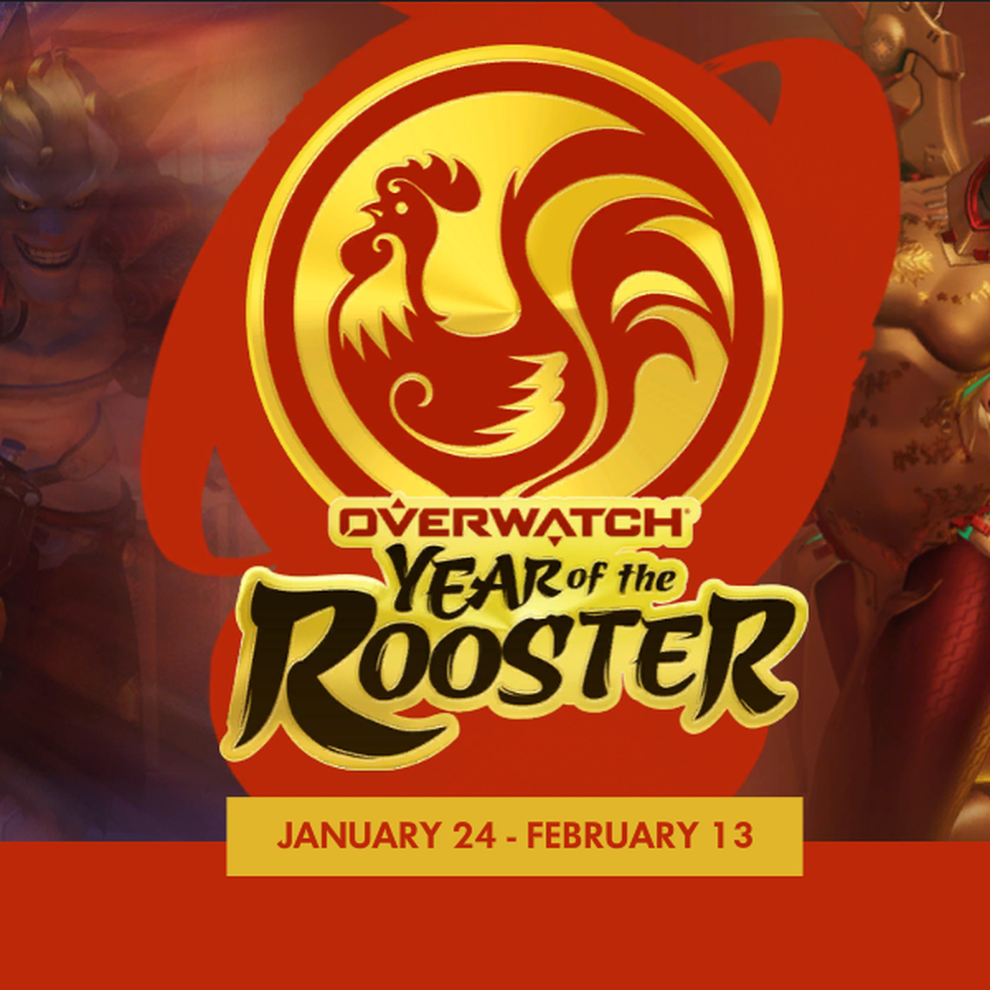 Overwatch brings in the Year of the Rooster with a new