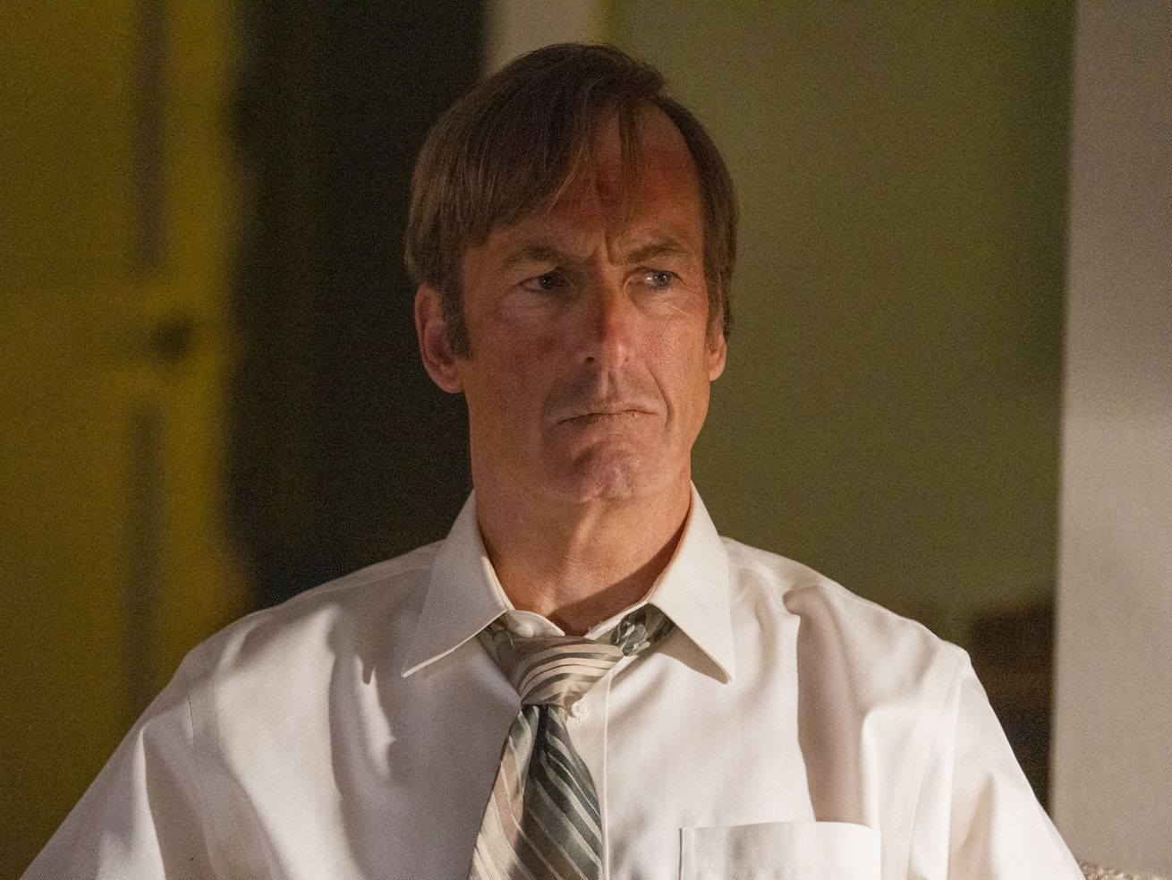 Bob Odenkirk collapses on 'Better Call Saul' set