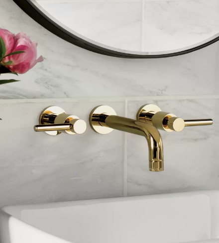 Modern bathroom faucet from All Modern