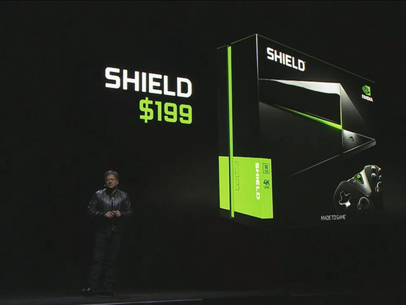 The new Nvidia Shield is the 'world's first 4K Android TV