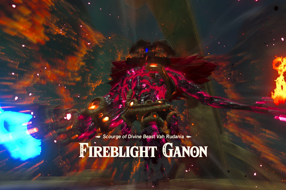 Fireblight Ganon Guide Polygon