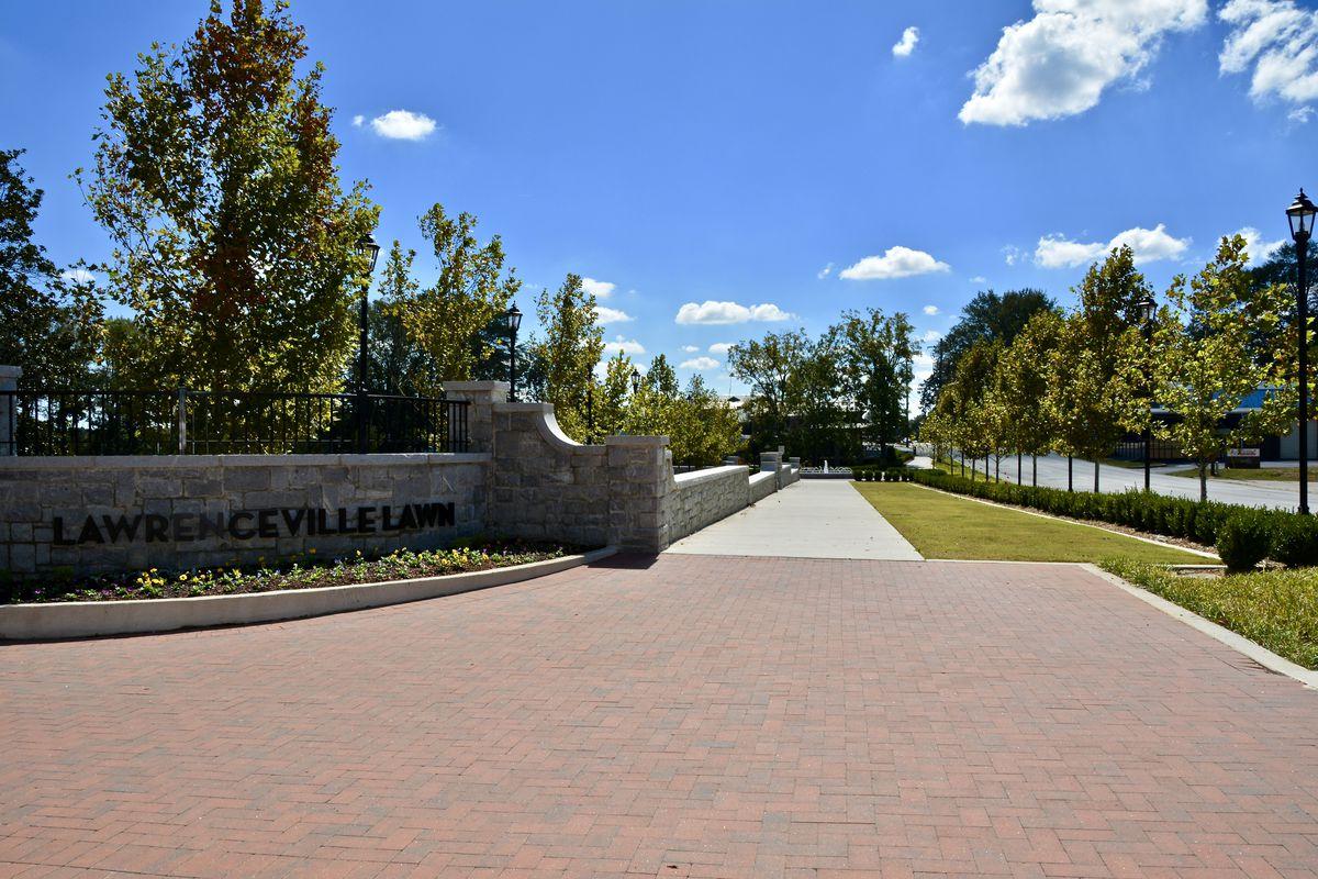 Gwinnett's Lawrenceville breaks ground on its own version of