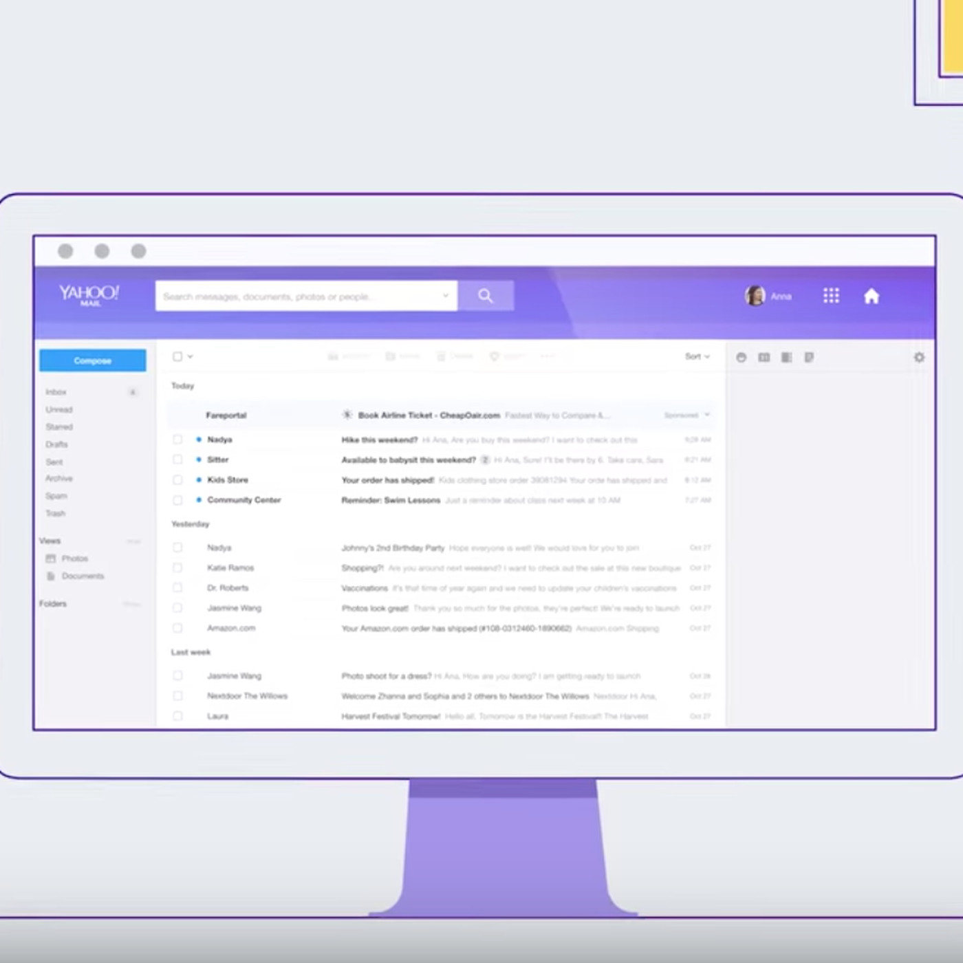 Yahoo Mail debuts complete overhaul, introduces Yahoo Mail