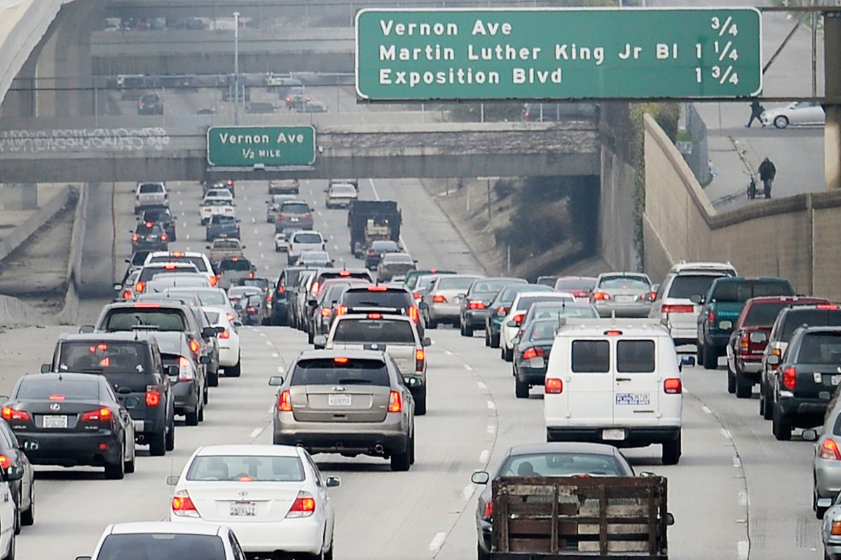 would congestion pricing help solve la's traffic problem