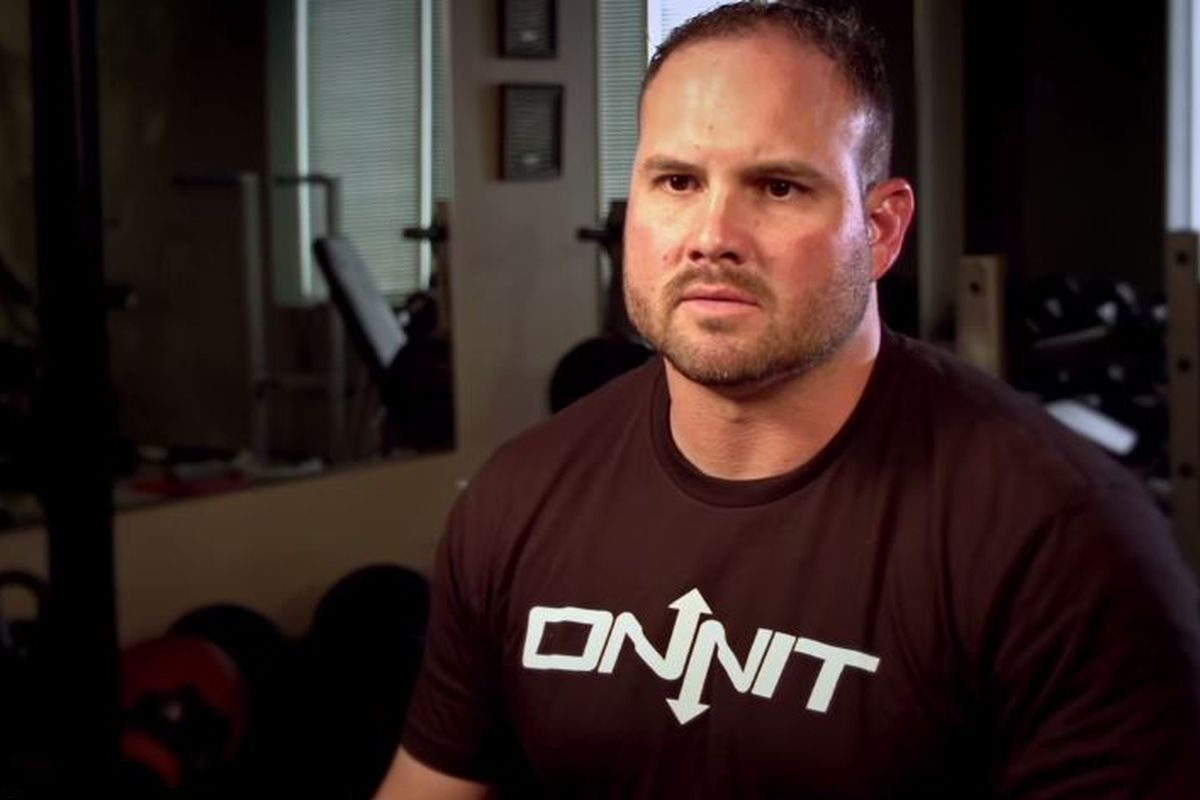 """Frank Wintrich pitches the services of Onnit, a """"Total Human Optimization"""" company."""