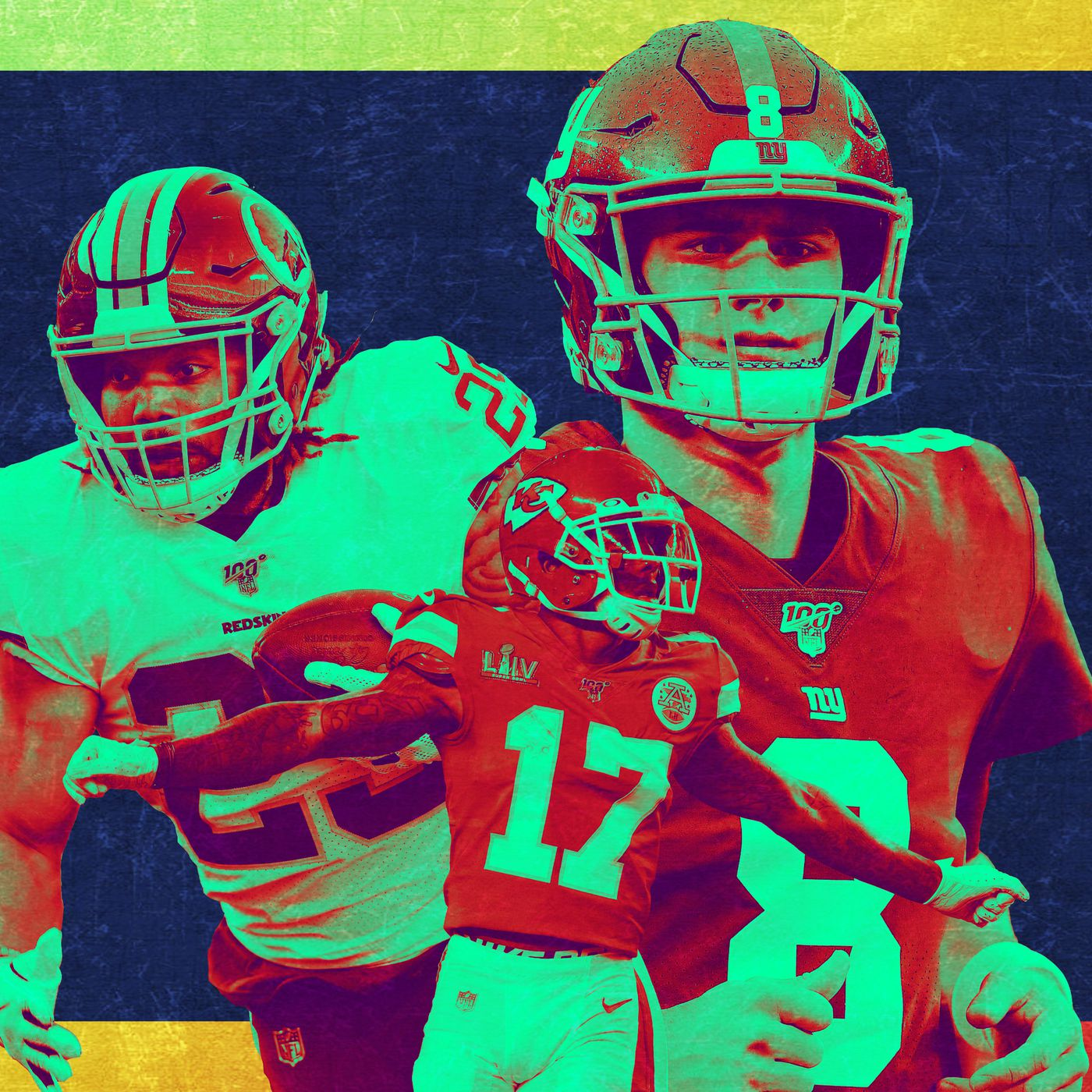 Fantasy Football Best And Worst Picks In Rounds 7 10 Fake Teams