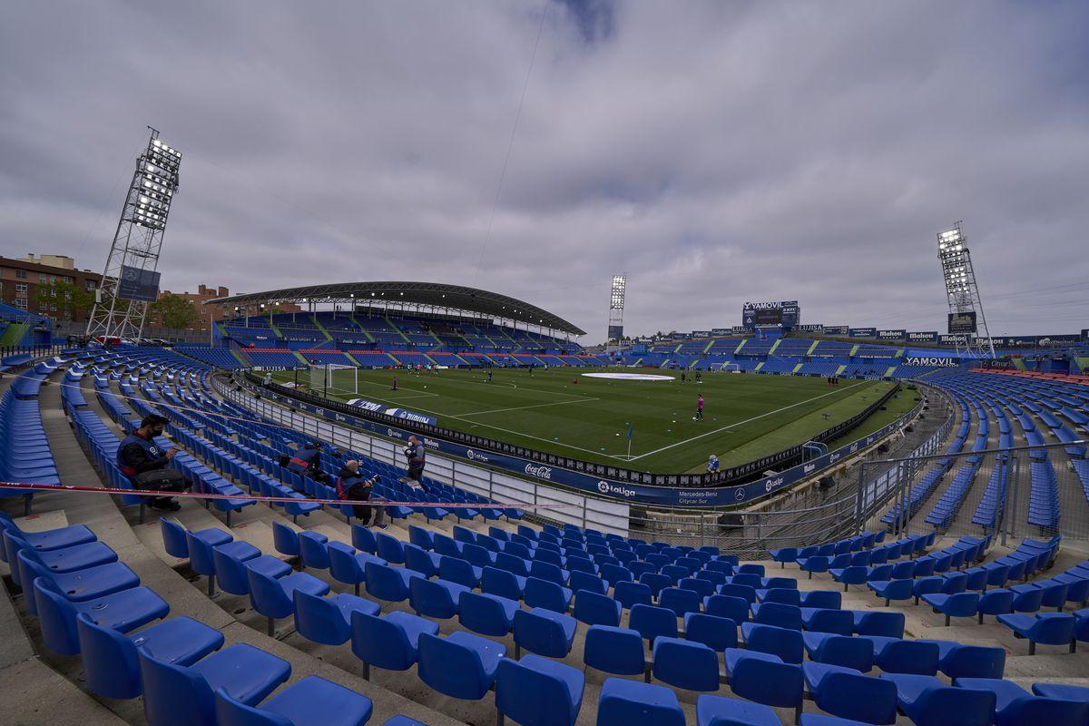 Getafe CF v Cadiz CF - La Liga Santander