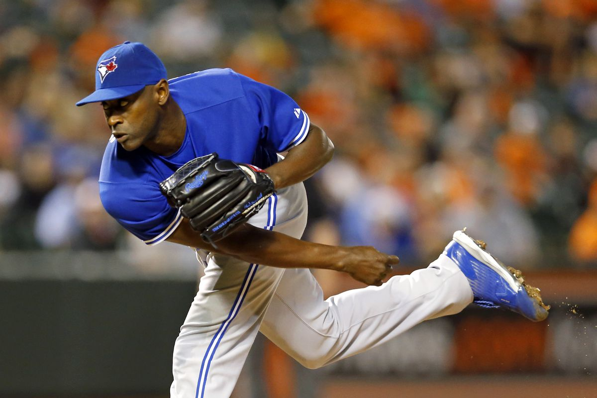 Pitcher LaTroy Hawkins got at least one vote for the Baseball Hall of Fame.