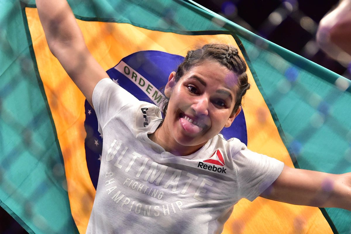 MMA: UFC Fight Night-Belem-Stevenson vs Viana