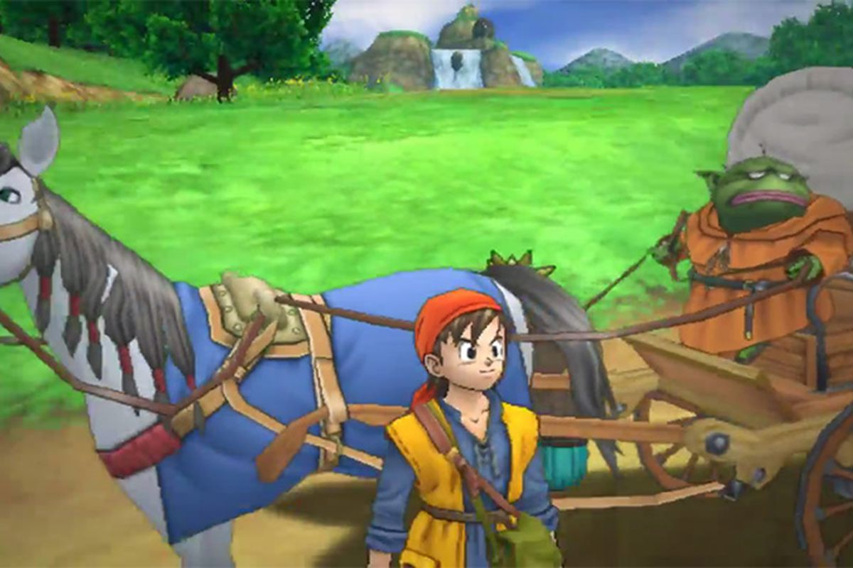 Dragon Quest 8: Journey of the Cursed King hits Android, iOS