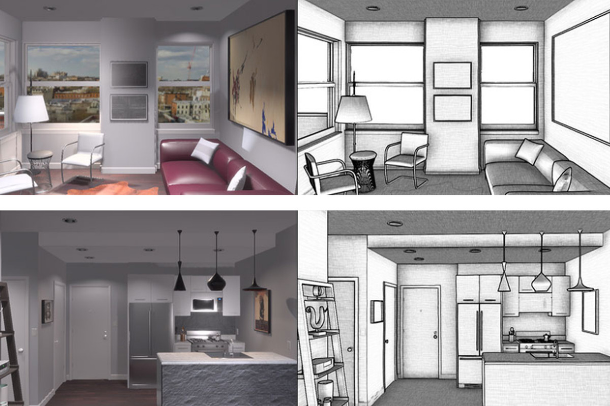 3-D Games and Social Networks Are Coming. 3-D Condos Are Here Now.