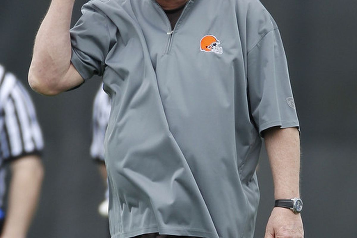 Could the Browns be inching closer to the top under Mike Holmgren?
