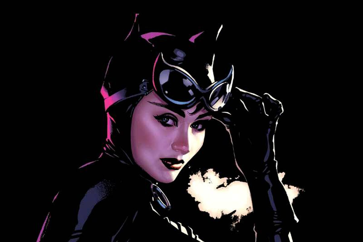 Catwoman Is Officially Bisexual The Verge