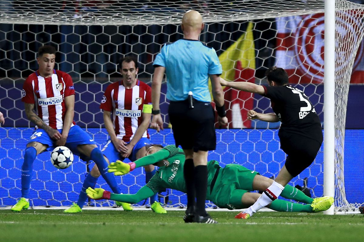 Colchonero Chat 42 Jan Oblak might not be human Into the Calderon