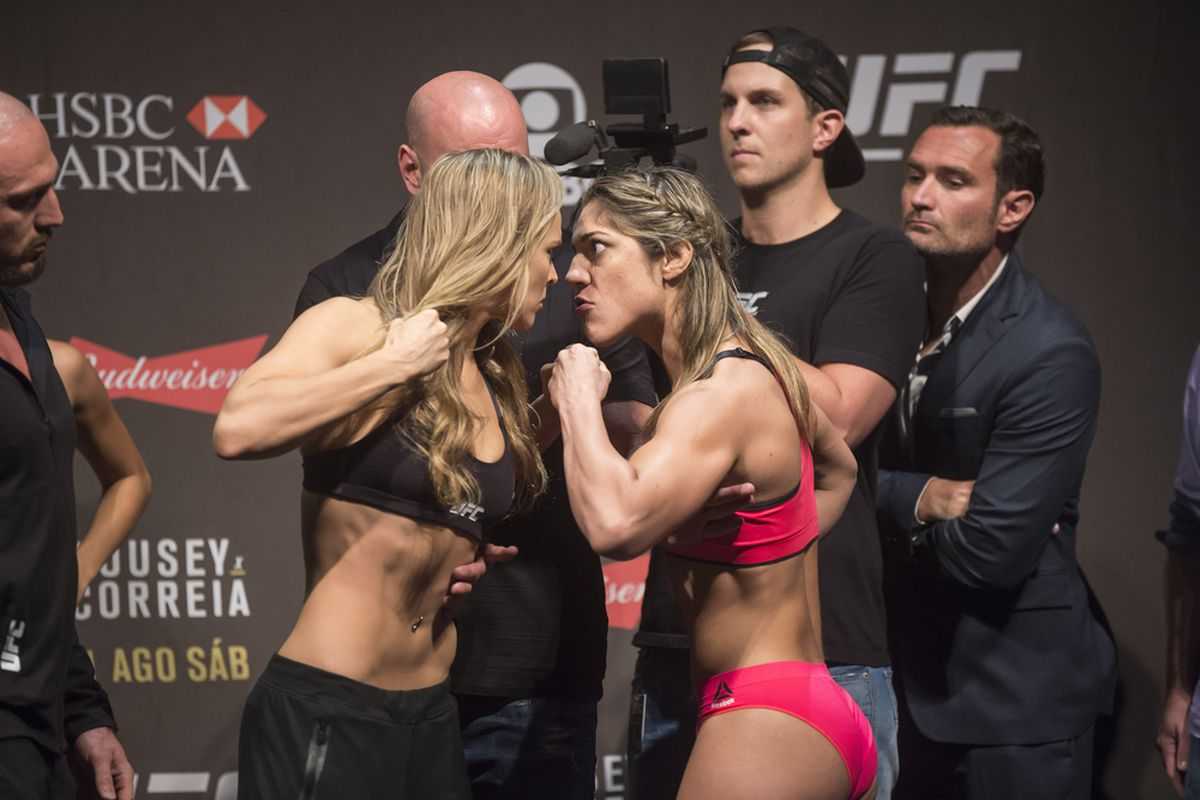 Facebook's Ronda Rousey Problem -- Which May Not Be a Problem for