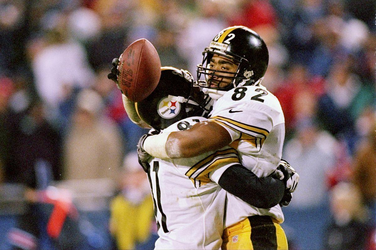 Steelers v Patriots