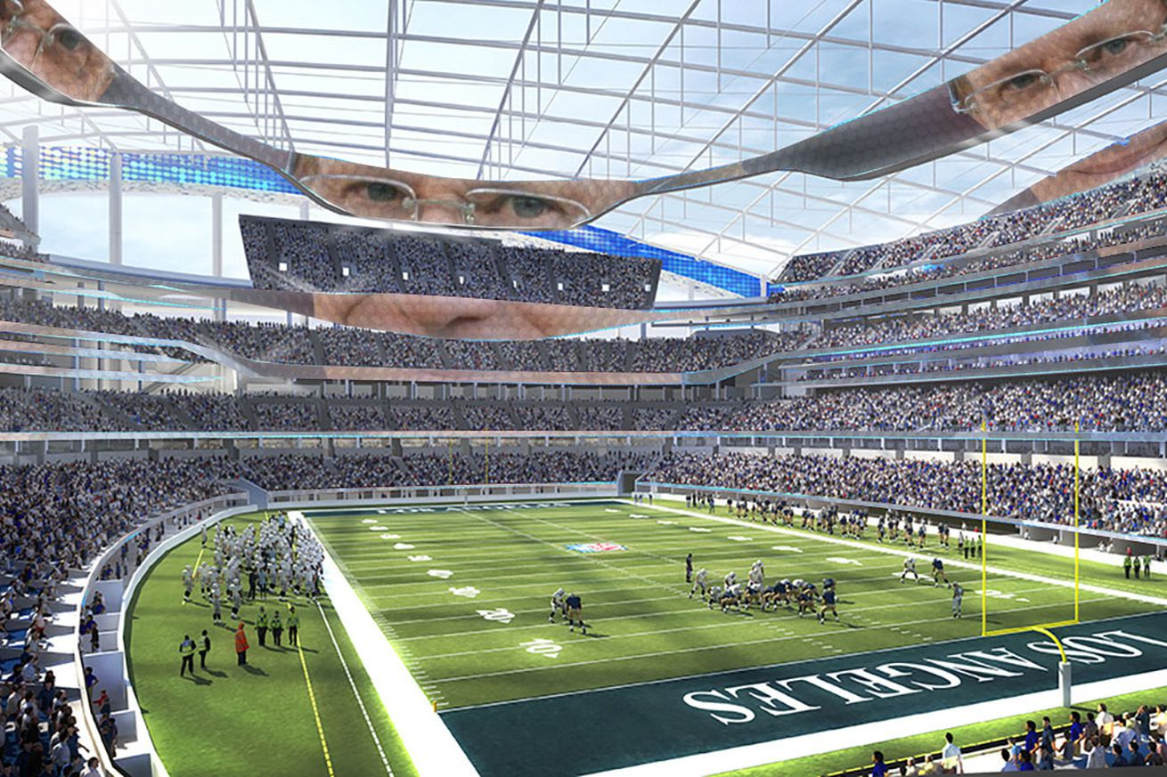 Dean Spanos Drops a Few Hints About Inglewood Stadium