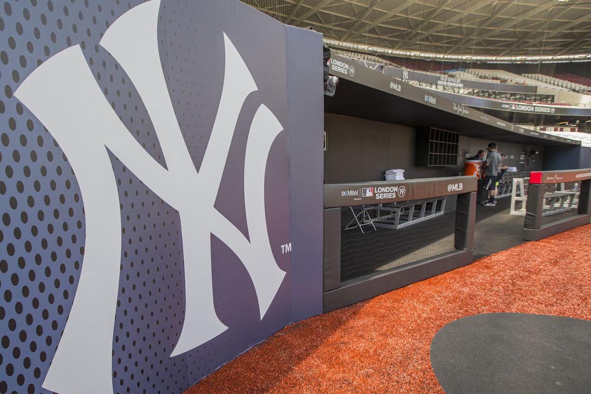2019 Mitel & MLB Present London Series Baseball Boston Red Sox versus New York Yankees Jun 29th