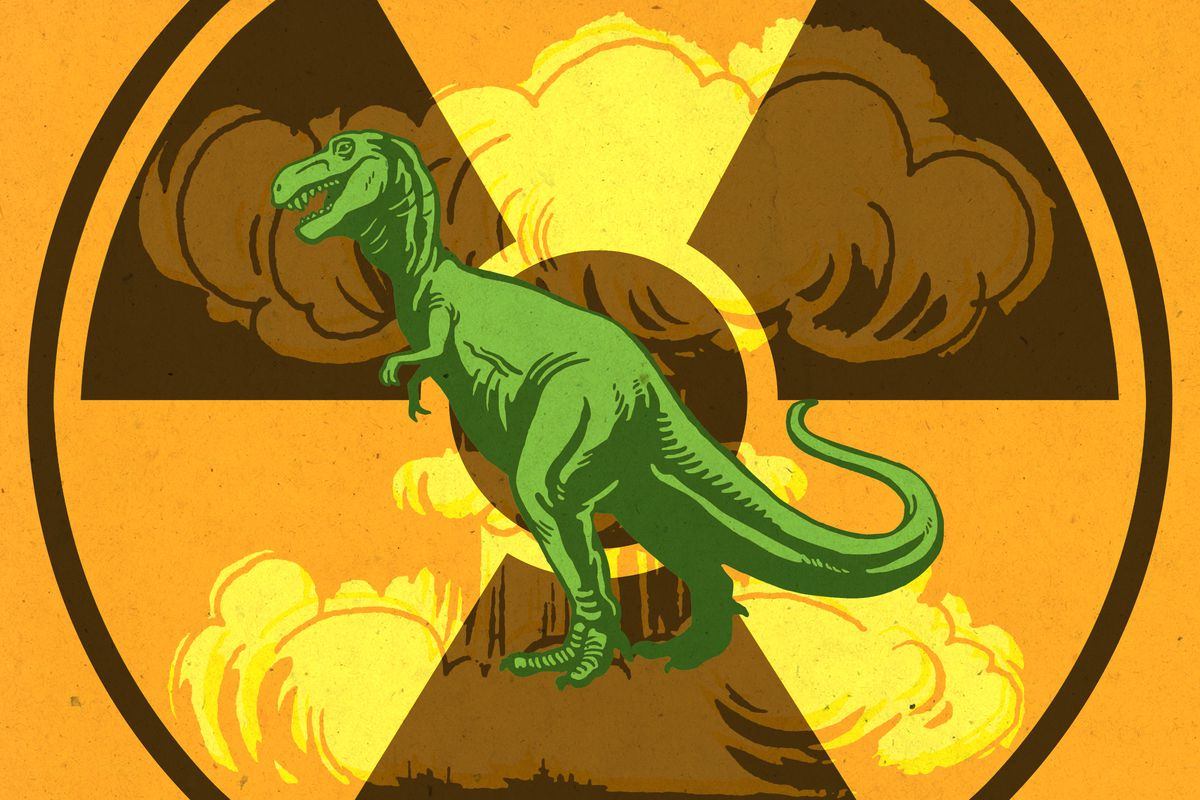 It's Time to Blow Up the 'Jurassic Park' Island Before the Freaking Dinosaurs Eat More People