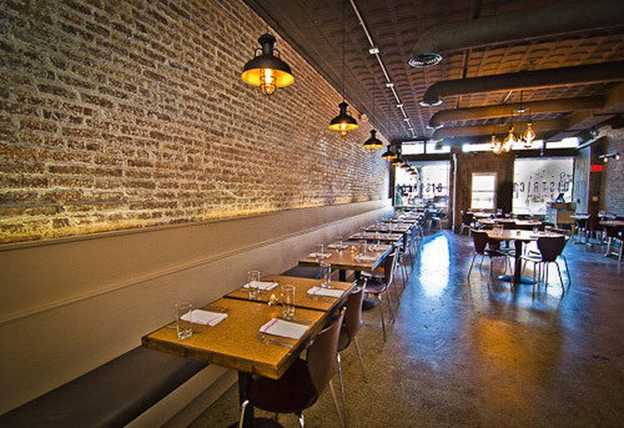 District  Craft Bar Kitchen Dallas