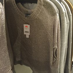 Sweater top, $119 (was $325)