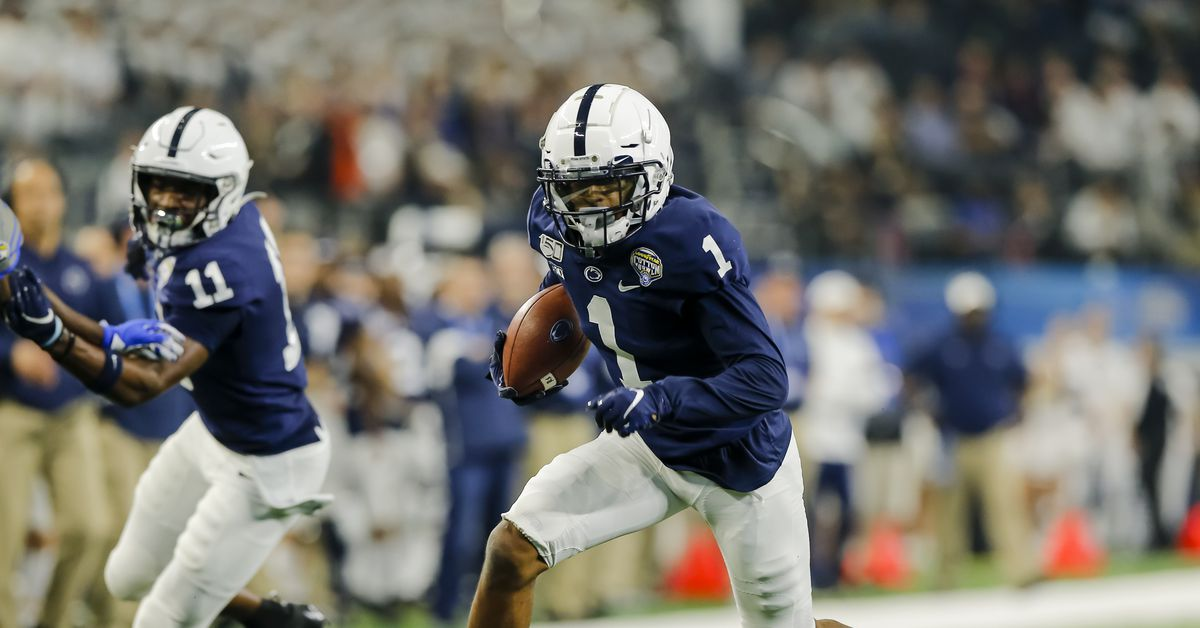 The Seahawks are compelled to take advantage of stacked wide receiver class