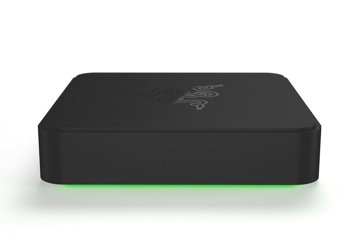 Razer Developing Android TV-Based Microconsole, Due Out This Fall
