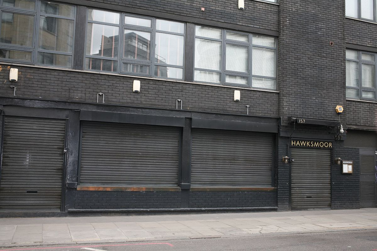 Steak chain Hawksmoor's owners have called for a National Timeout, scrapping rents until the new year —owing to the impact of COVID-19 on the London restaurant industry