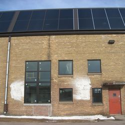 The brewery/taproom exterior.