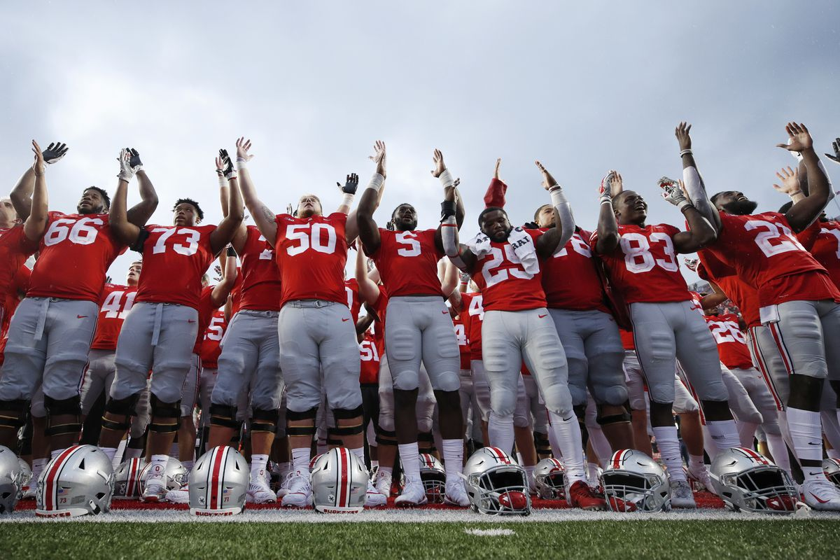 48c9fded0c0 Quick Look: Ohio State Buckeyes - Frogs O' War