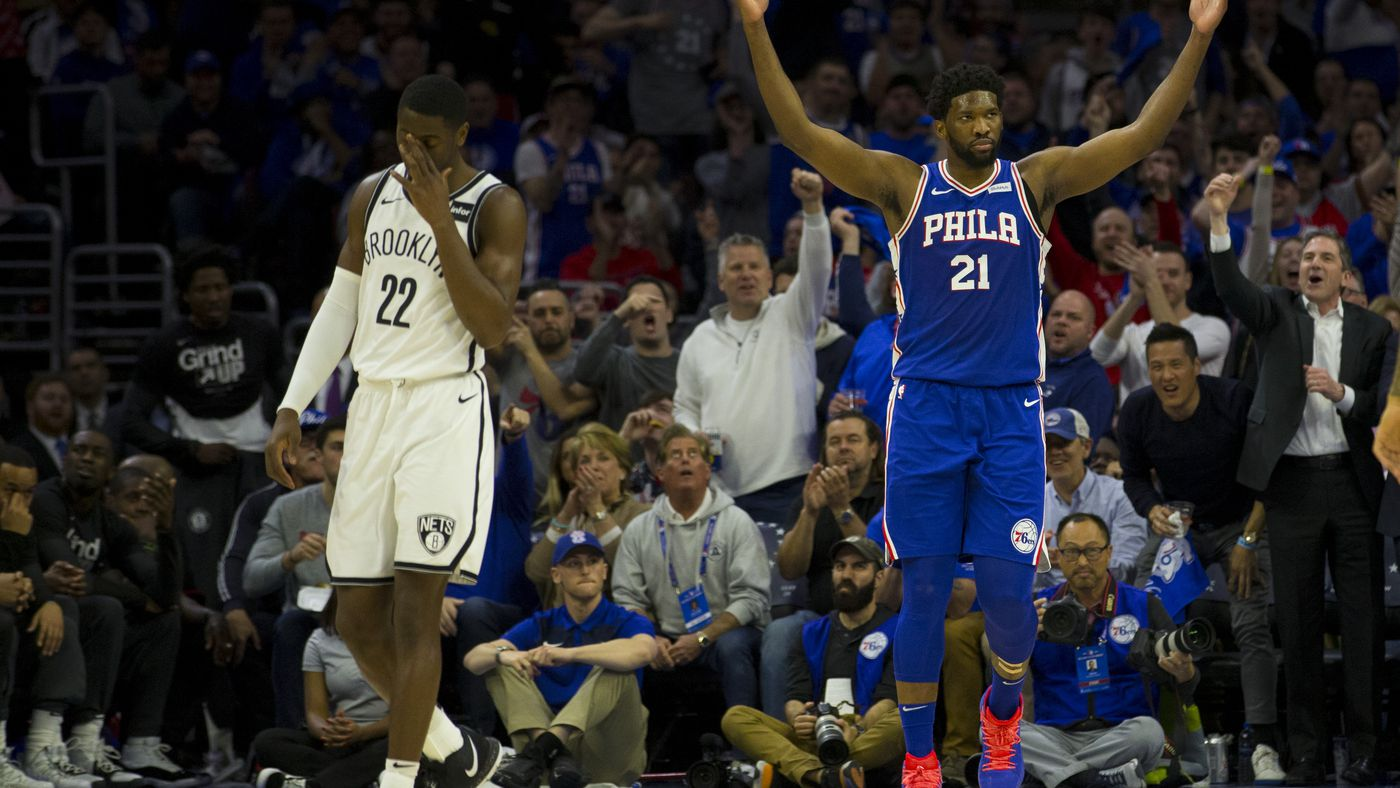 2019 NBA Playoffs: Sixers Look Like a Goliath Against the Nets