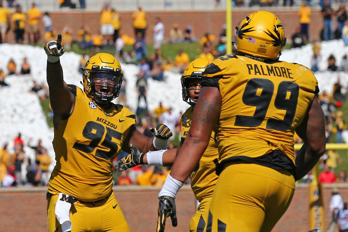 Mizzou football: The disappearance of D-Line Zou