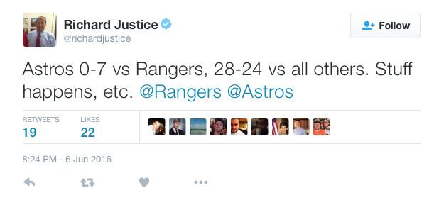 Rangers Tweet 2