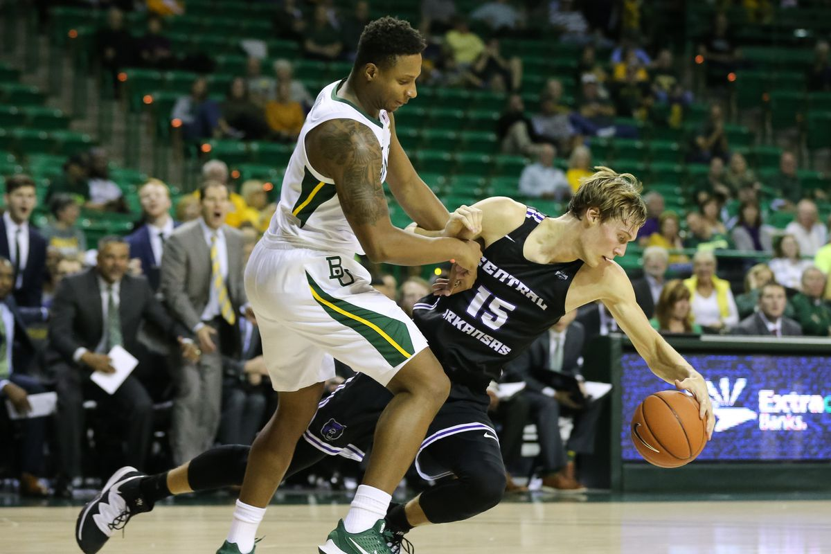 NCAA Basketball: Central Arkansas at Baylor