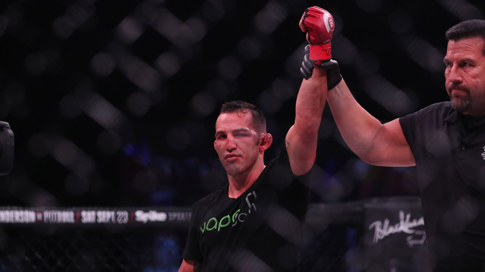Campos Out To 'Break' Straus In San Jose