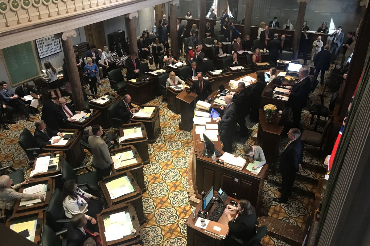 Tennessee's Senate opens its session Thursday before taking up Gov. Bill Lee's education savings account proposal, which eventually passed after almost two hours of discussion.
