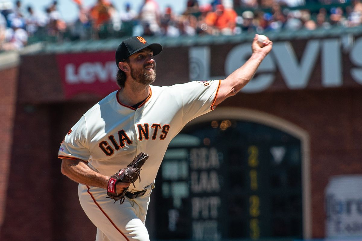 A discussion on the Yankees trading for Madison Bumgarner