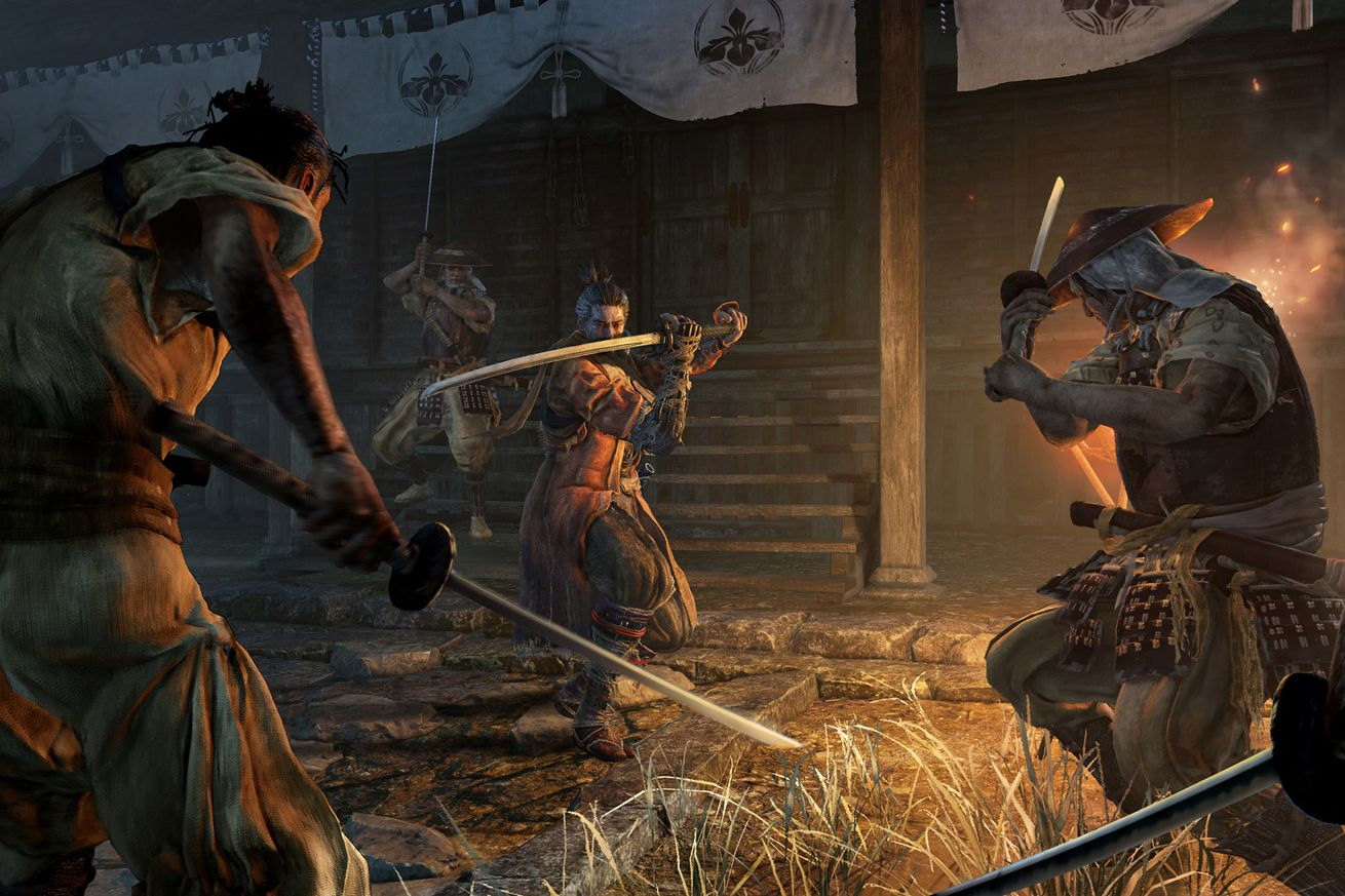 sekiro shadows die twice is masochistic ninja brilliance