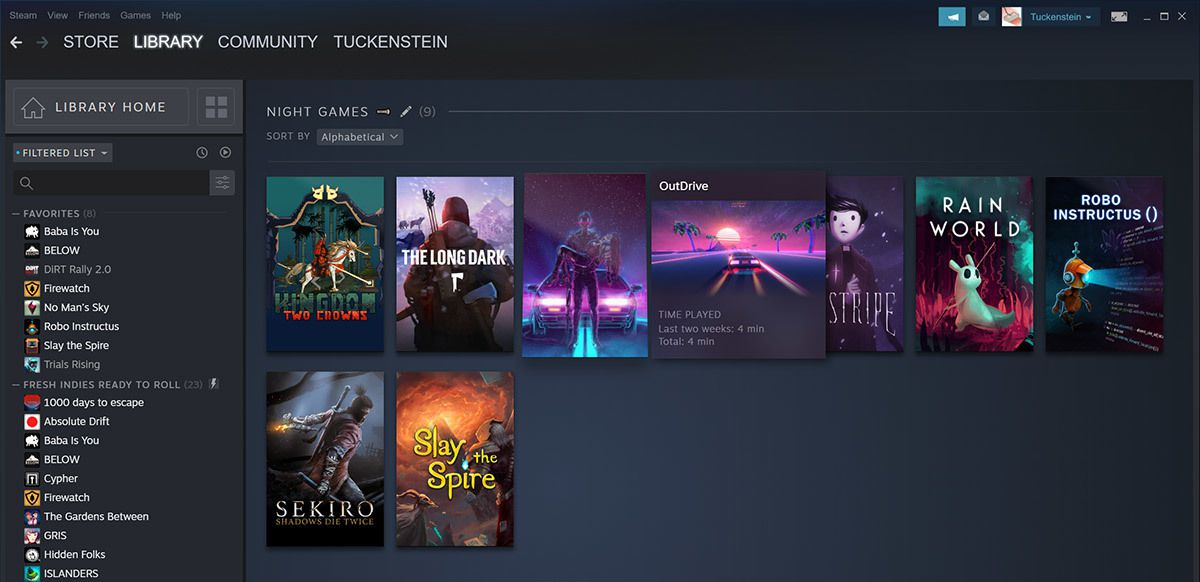 Valve is redesigning Steam libraries to look more modern
