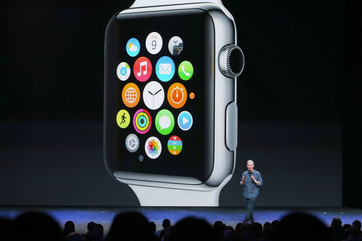 watch sales recode expectations apple watches really vox did exceed