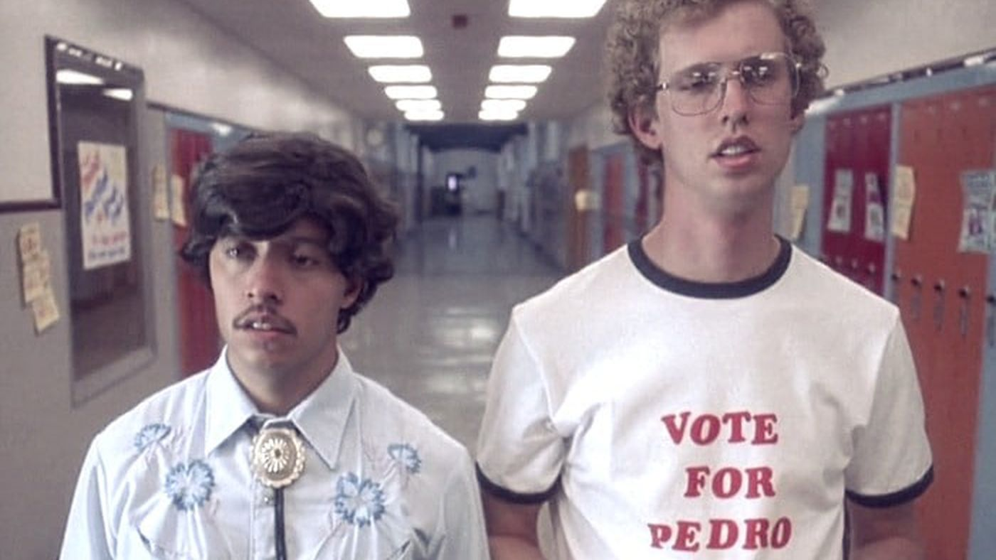 Napoleon Dynamite Turns 15 Today, Celebrate With Some Gifs