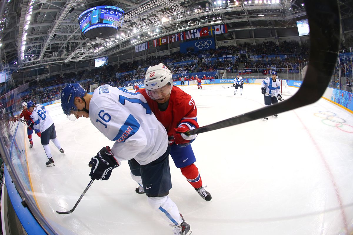 Barkov and Finland are tied for the lead in Group B with Canada.