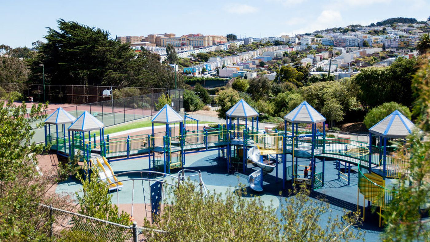Everything You Need to Know About St. Mary's Park - Curbed SF
