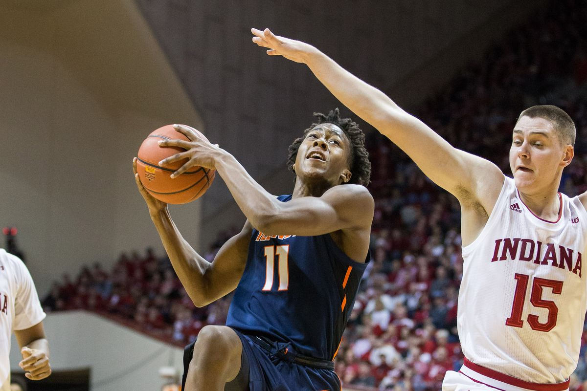 Illinois Basketball Schedule Preview The B1g The