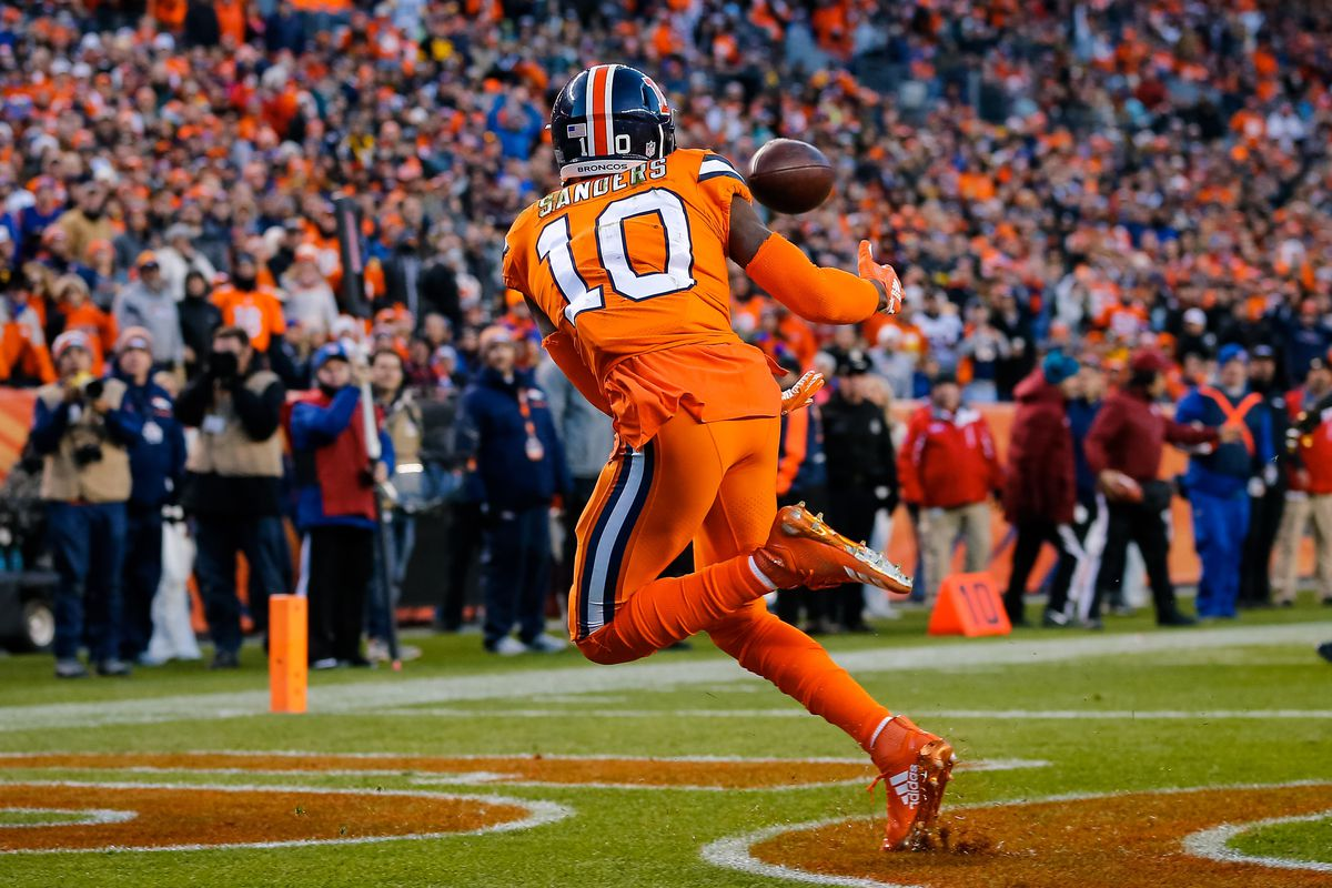 cfa6e43ecea Could Emmanuel Sanders and the Steelers be set for a potential ...