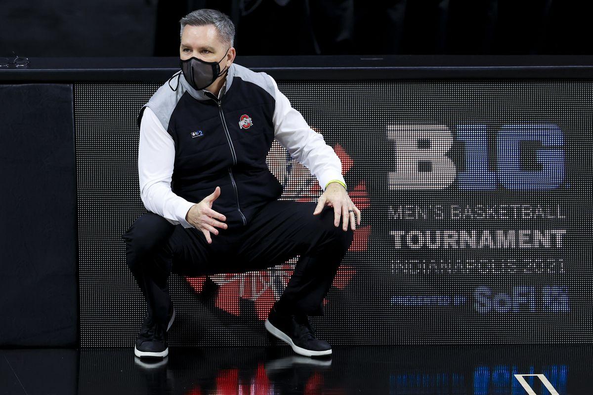 NCAA Basketball: Big Ten Conference Tournament-Minnesota vs Ohio State