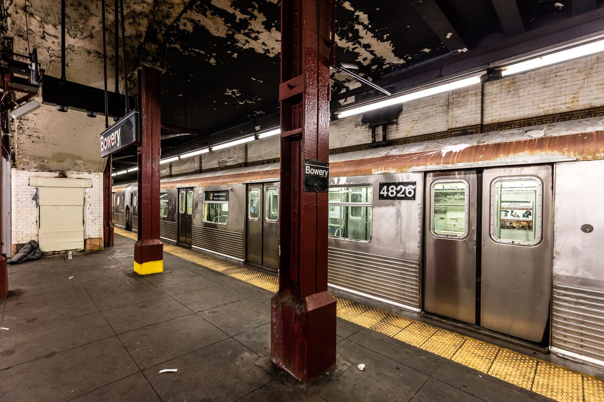 NYC subway 101: A guide to train car types - Curbed NY