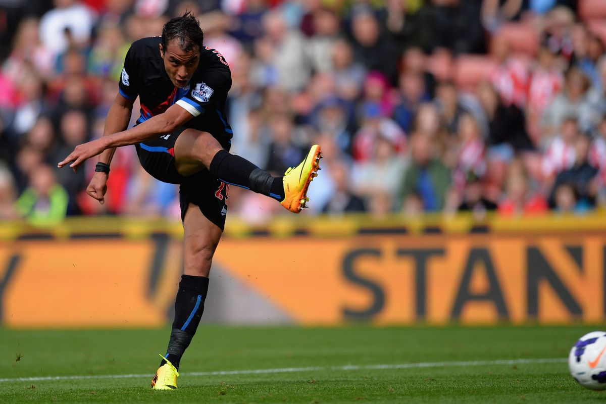 Blog favorite? Chamakh has a real chance to stake his claim on the coveted title this weekend.