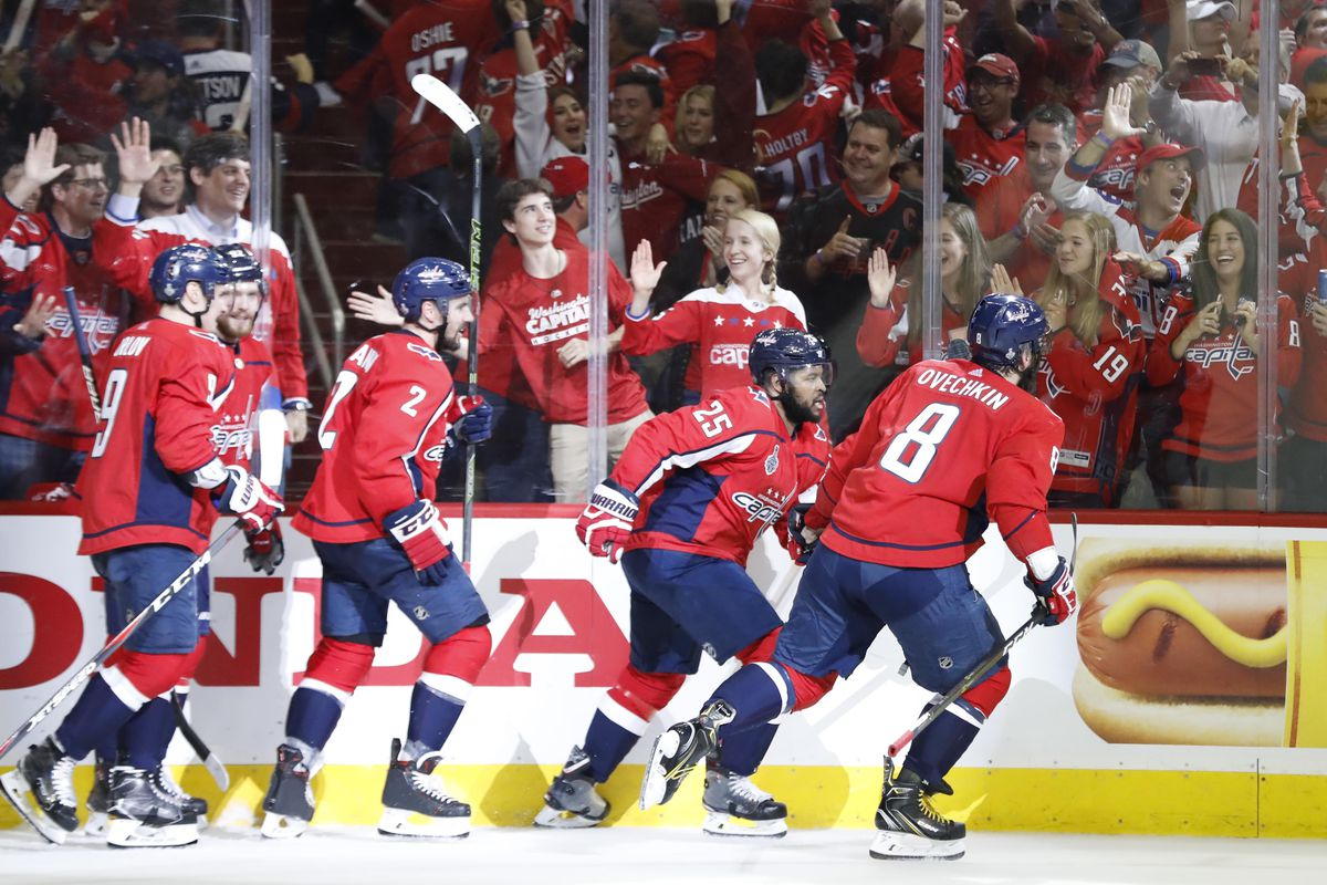 Capitals vs. Golden Knights  Stanley Cup Final Game 4 takeaways ... ccf149347fc